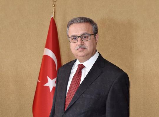 TGİOSB Başkanı