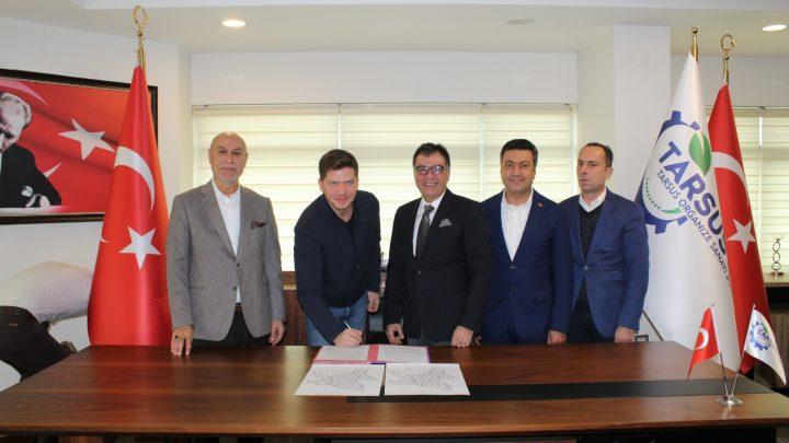 TARSUS OSB'YE BÜYÜK DESTEK SEÇER TARIM A.Ş.'DEN GELDİ