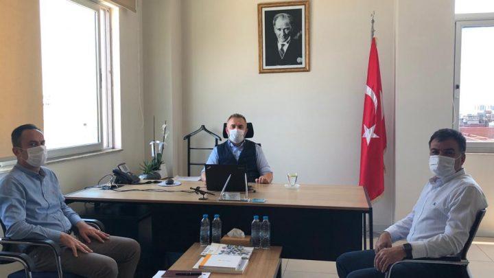 TARSUS OSB'DEN SEVİNDİK'E ZİYARET.